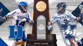 Duke vs. Yale Live Stream: Watch NCAA Lacrosse Championship Online