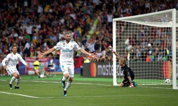 Goles del Real Madrid vs Liverpool