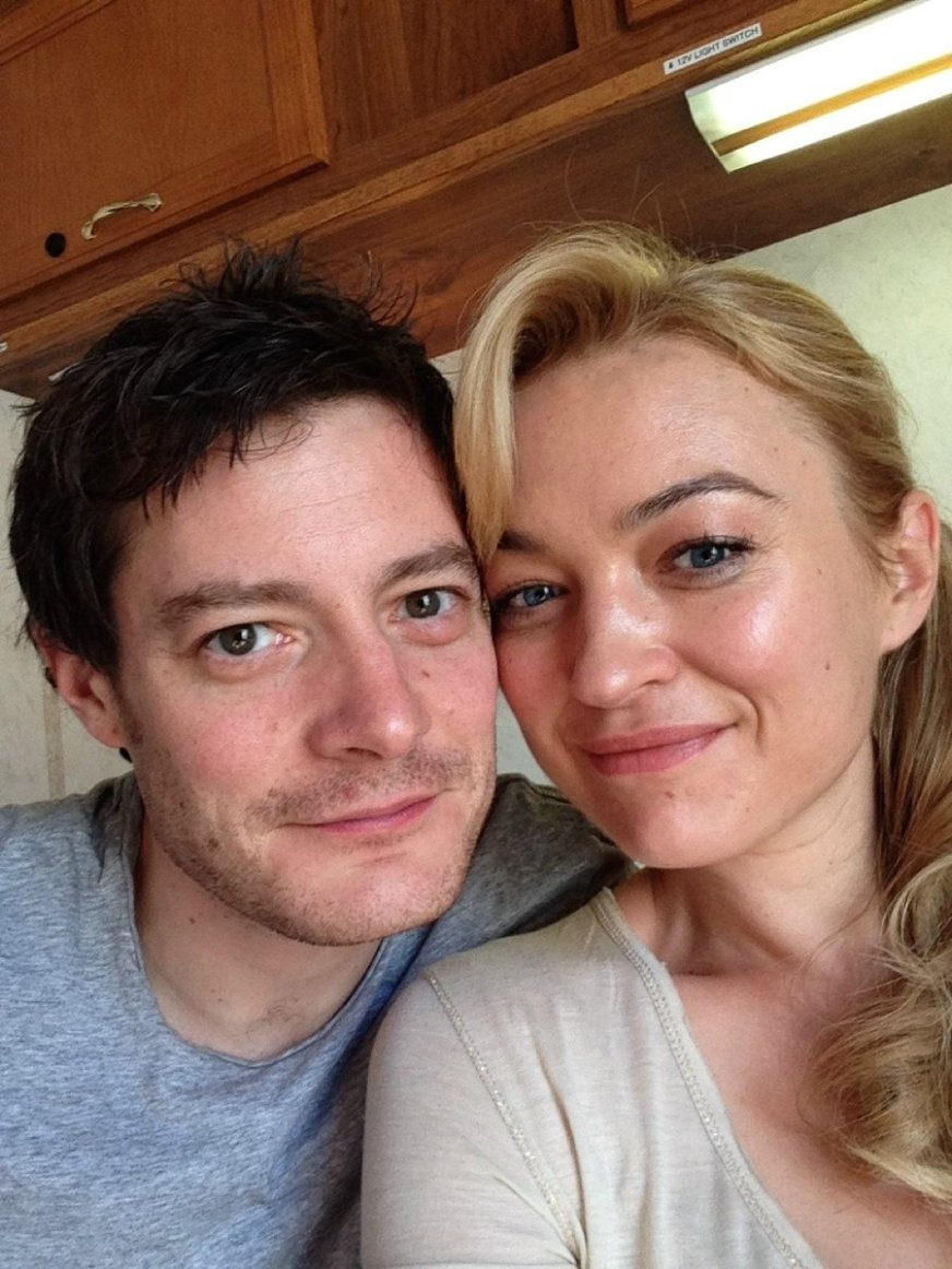 Sophia Myles On Twitter My Best Friend My One True Love And The Father Of Our Beautiful Son