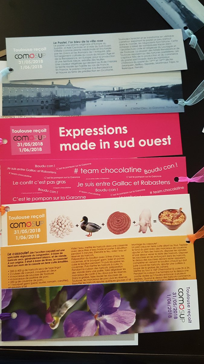Le Pompon Sur La Garonne Origine : pompon, garonne, origine, Comosup, Hashtag, Twitter