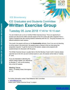 am may also donna gibbons on twitter the written exercise group is back next rh