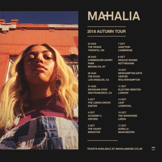 Image result for mahalia seasons tour gorilla