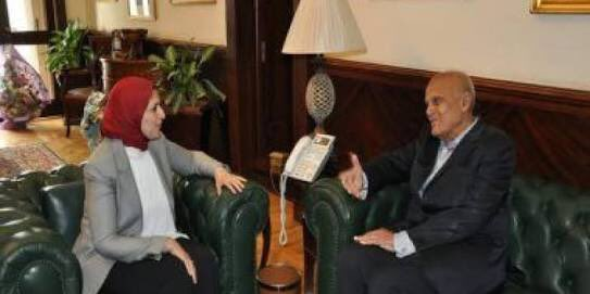 مشاريع مصر Egypt On Twitter مشاريعمصر استقبلت