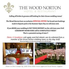 Chair Cover Hire Evesham Plush Toulouse Rocking The Wood Norton On Twitter Worcestershirehour Weddingwednesday At Our Summer Wedding Open Day Sunday Your Civil Ceremony Room Will Be Free Speak To Weddings Team For Details Pic Com Jepro5fjrk
