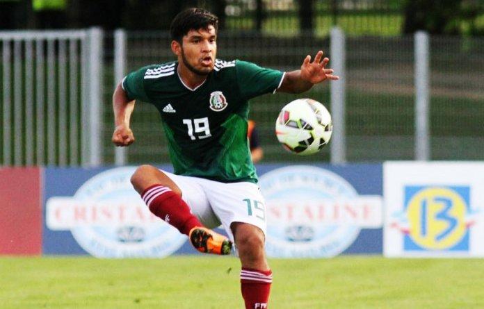 México vs Inglaterra Final de Toulon 2018