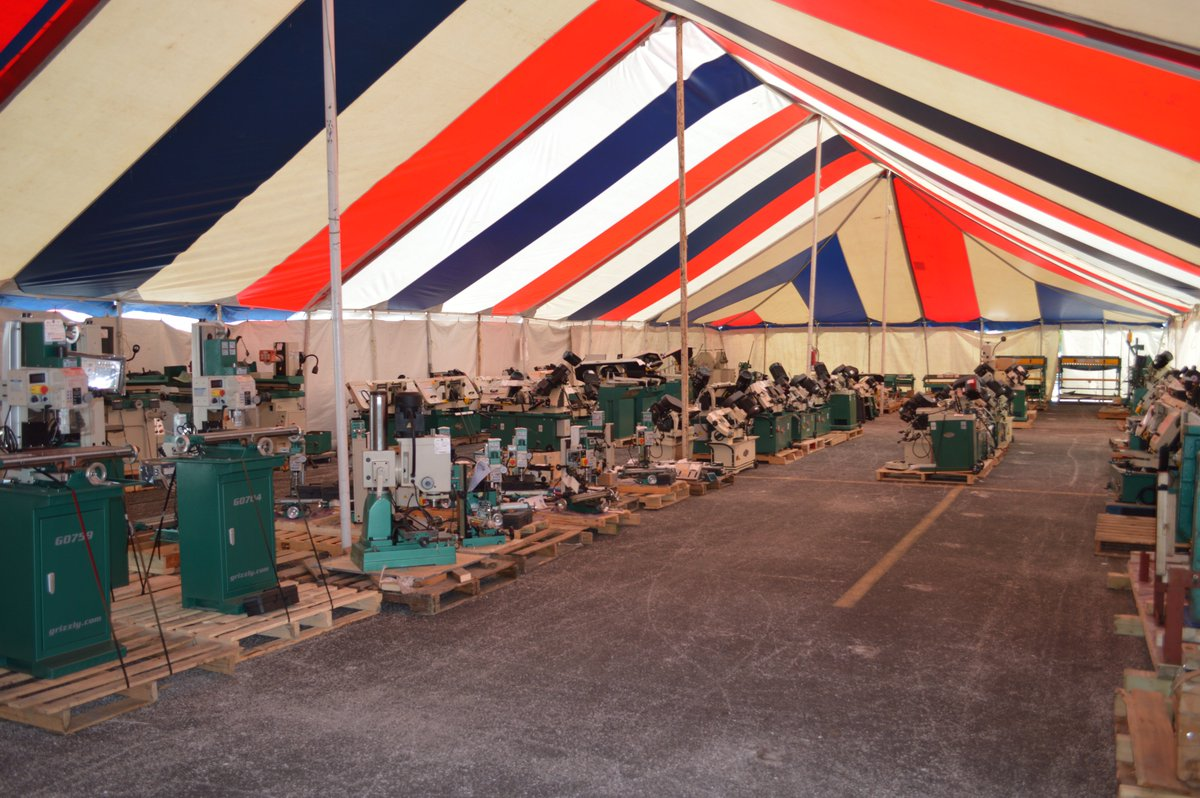 Grizzly Tent Sale Springfield Missouri