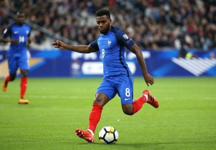 Francia vs Australia en vivo
