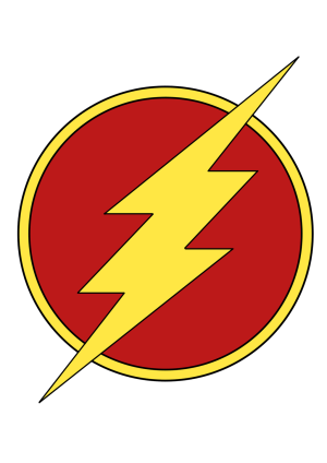 drawing flash easy draw guides dc step comics clipartmag sticker