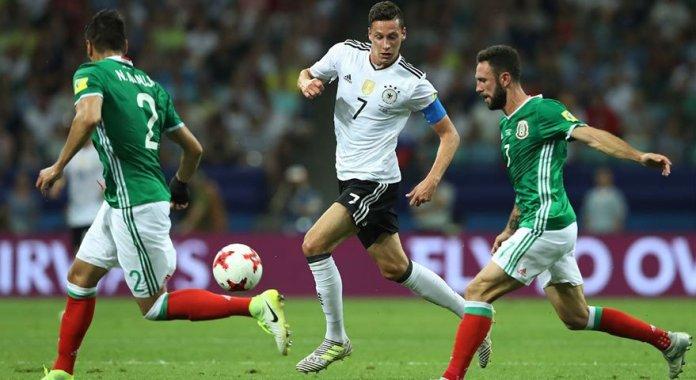 Dónde ver en vivo México vs Alemania