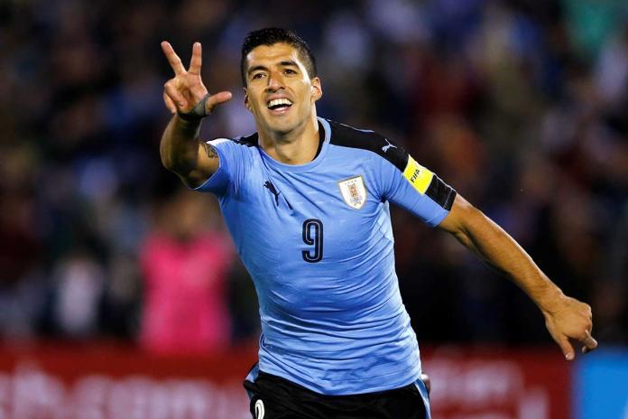 Egipto vs Uruguay en vivo