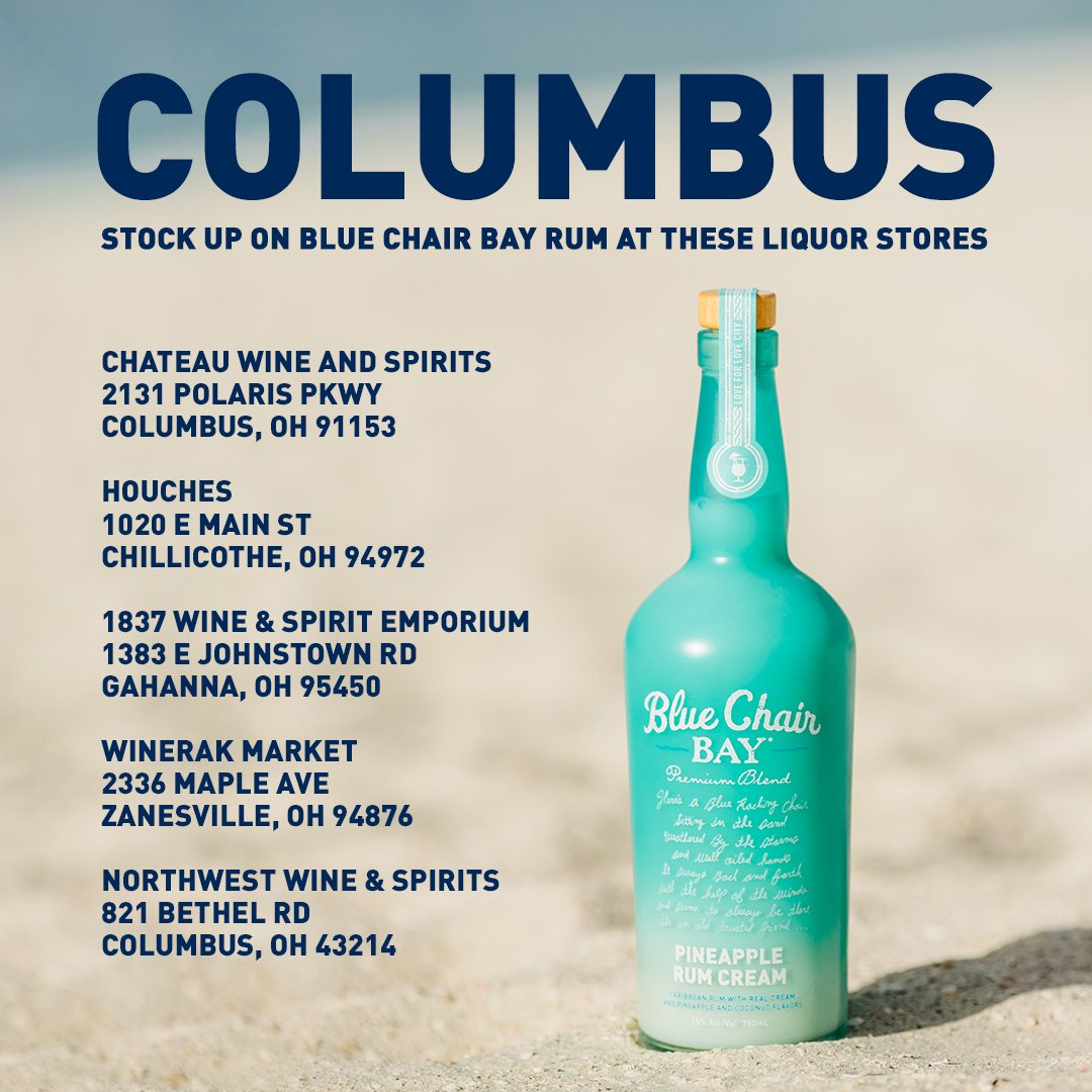 buy blue chair bay rum online costco table and chairs bluechairbayrum twitter