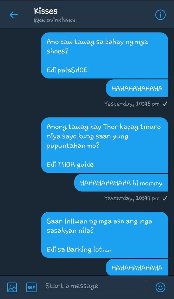 Ano Sabi Jokes : jokes, Anong, Tawag, Jokes, Showtime
