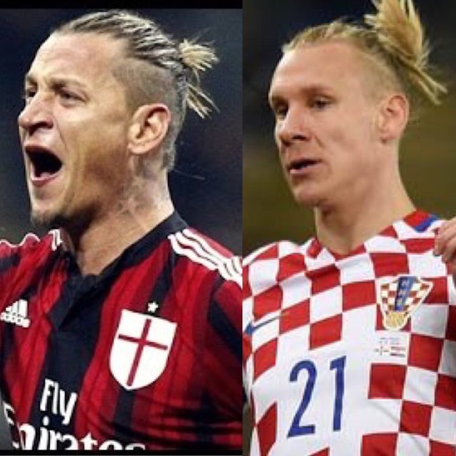 "adam digby on twitter: ""domagoj vida doing his best philippe"