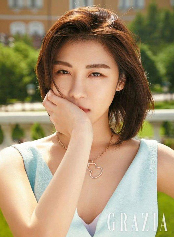 "KpopCeleb on Twitter: ""Actress Ha Ji Won, released pictures ..."