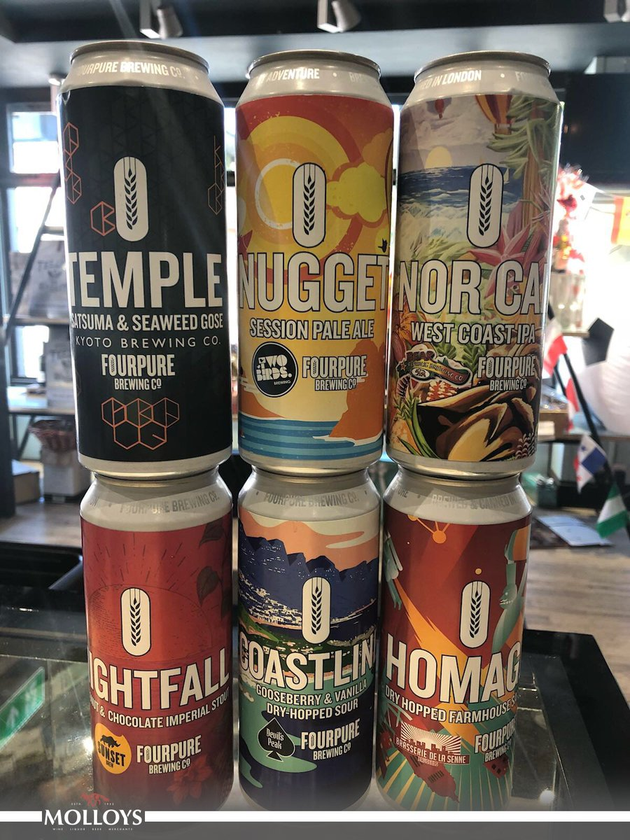 Molloys Liquor Store On Twitter Six New Beers From
