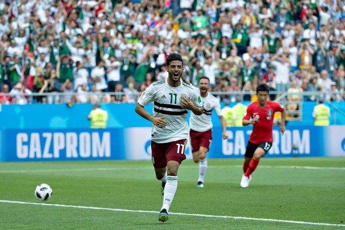En vivo México vs Suecia online