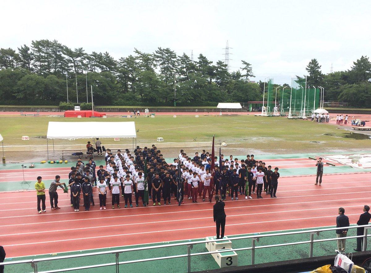 test ツイッターメディア - 本日、浜松四ツ池公園陸上競技場にて第67回東海地区国立大学陸上競技大会が行われます。 蒸し暑さに負けず、愛教大一丸となって頑張ります。応援よろしくお願いいたします!! https://t.co/n3tQGtFBjx