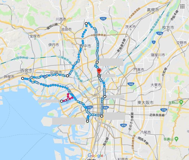 test ツイッターメディア - 海が見たいなぁと思って、足を控えめ(?)に延ばして淀川河口に来てみた。 あえて此花区側じゃないのは、ルートが鬼すぎたからです。 もっと大阪湾寄りの、ギリギリの島まで行きたかったな… しかしいつかは…と思わなくもない https://t.co/XMpW5IkLDJ