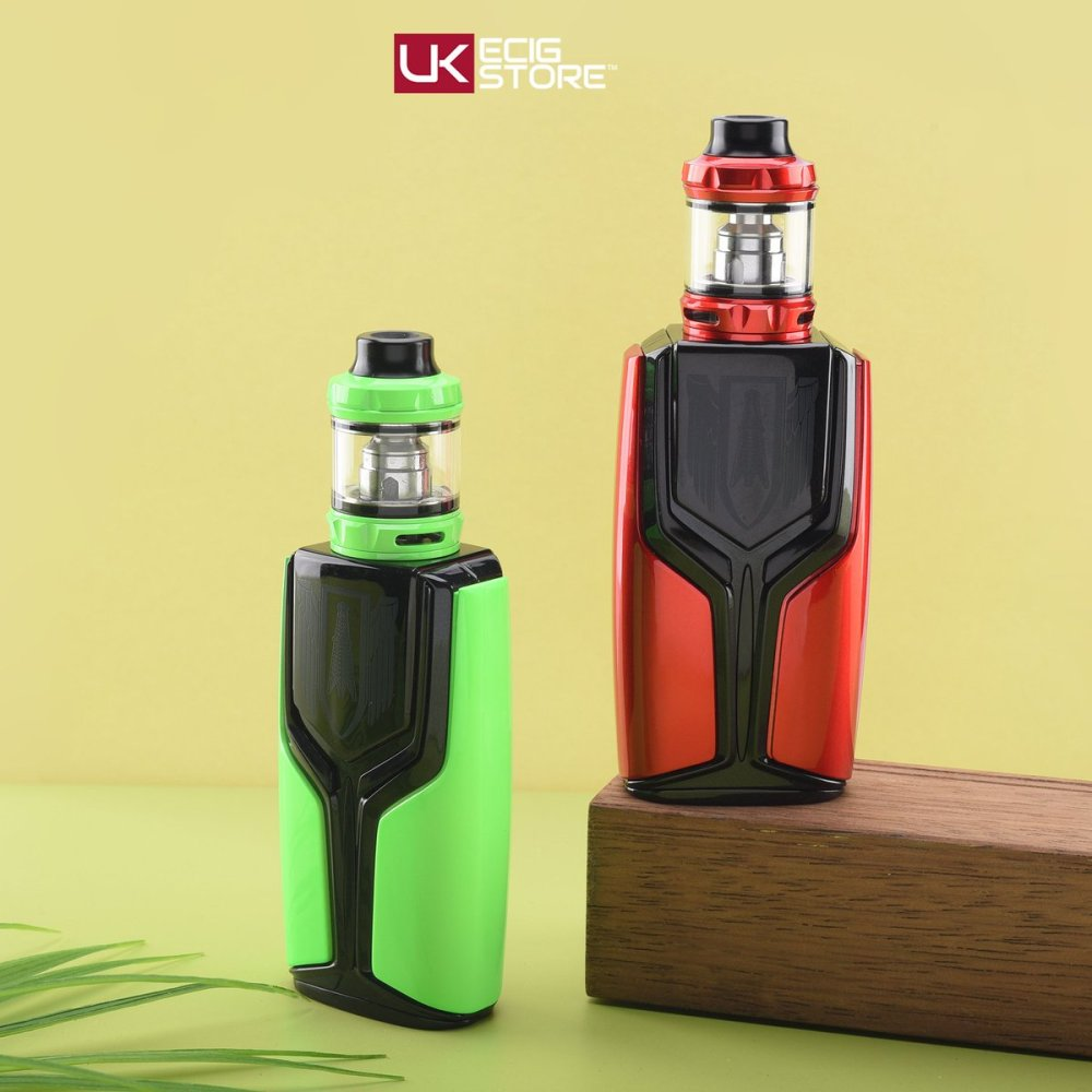 medium resolution of the flux mod is a 200w tc box mod and the tank that comes as part of this kit is the flow pro sub ohm tank http ow ly e0so30karxb pic twitter com