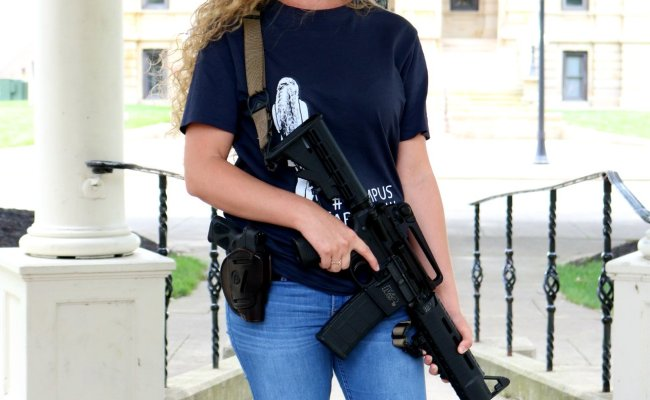 Kaitlin Bennett On Twitter Did Someone Say Open Carry