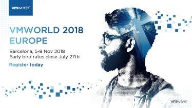 Resultado de imagen de VMWorld 2018 barcelona