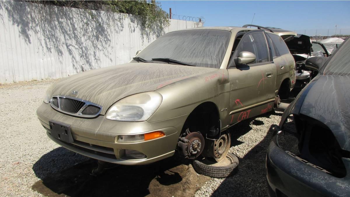 hight resolution of junkyard treasure 2000 daewoo nubira cdx wagon bit ly 2tatz0l https t co czje5urhpv