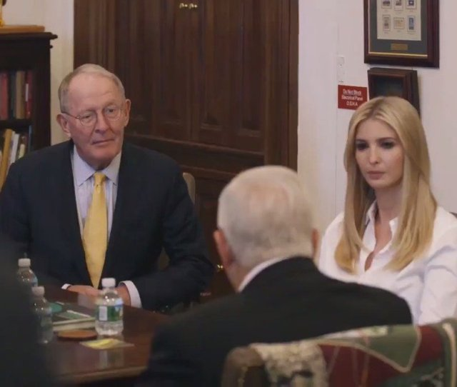 Ivanka Trump On Twitter Thank You Senator Alexander For Your Leadership On Career Technical Education 11 Million Students And Workers Across Our