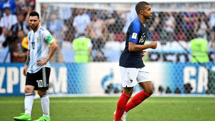 Ver en vivo Francia vs Uruguay