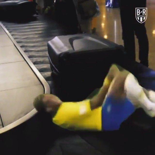 Brazil are rolling home https://t.co/Ynemro0EkK