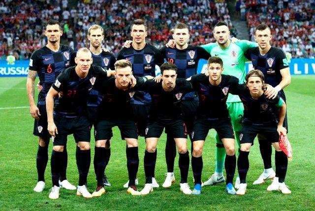 رسمياً : كرواتيا إلى دور نصف النهائي لمواجهة إنجلترا 26