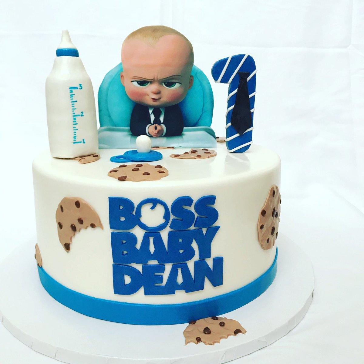 Seydas Cakes On Twitter Happy Birthday Boss Baby Dean