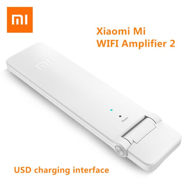 Like and Share if you want this Original Xiaomi Mi WIFI Amplifier 2 Extender...