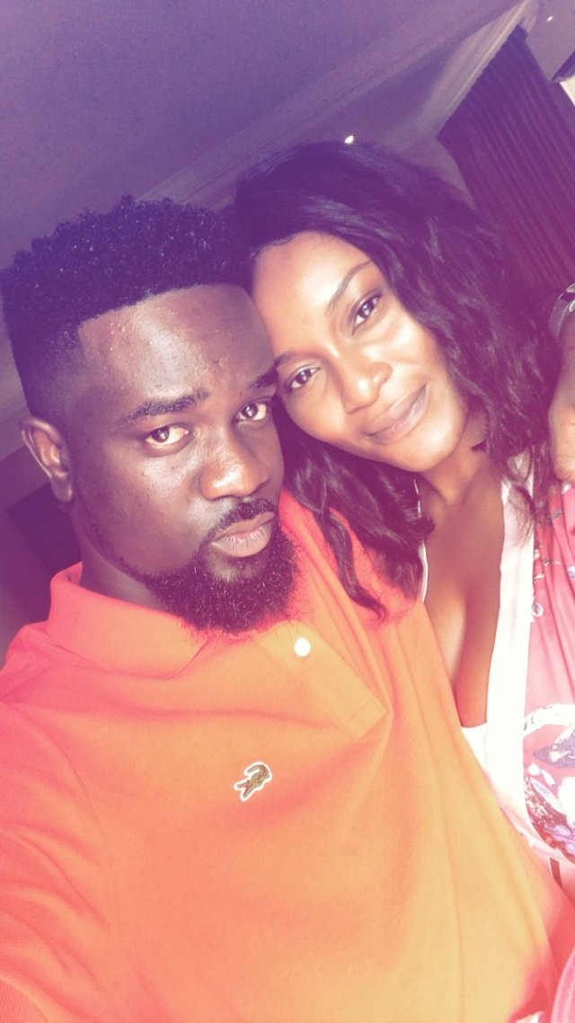 Tracy Sarkcess Narrates Her Most Difficult Time With Sarkodie's Alpha