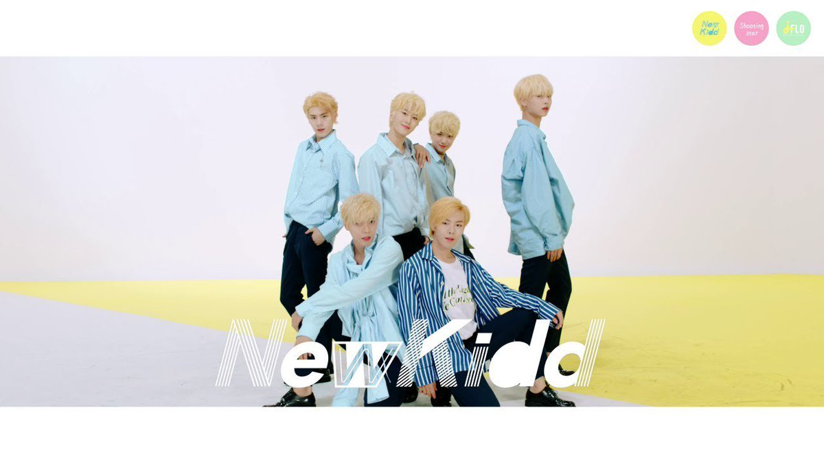 Image result for Newkidd are ready to be your 'Shooting Star' in energetic MV!