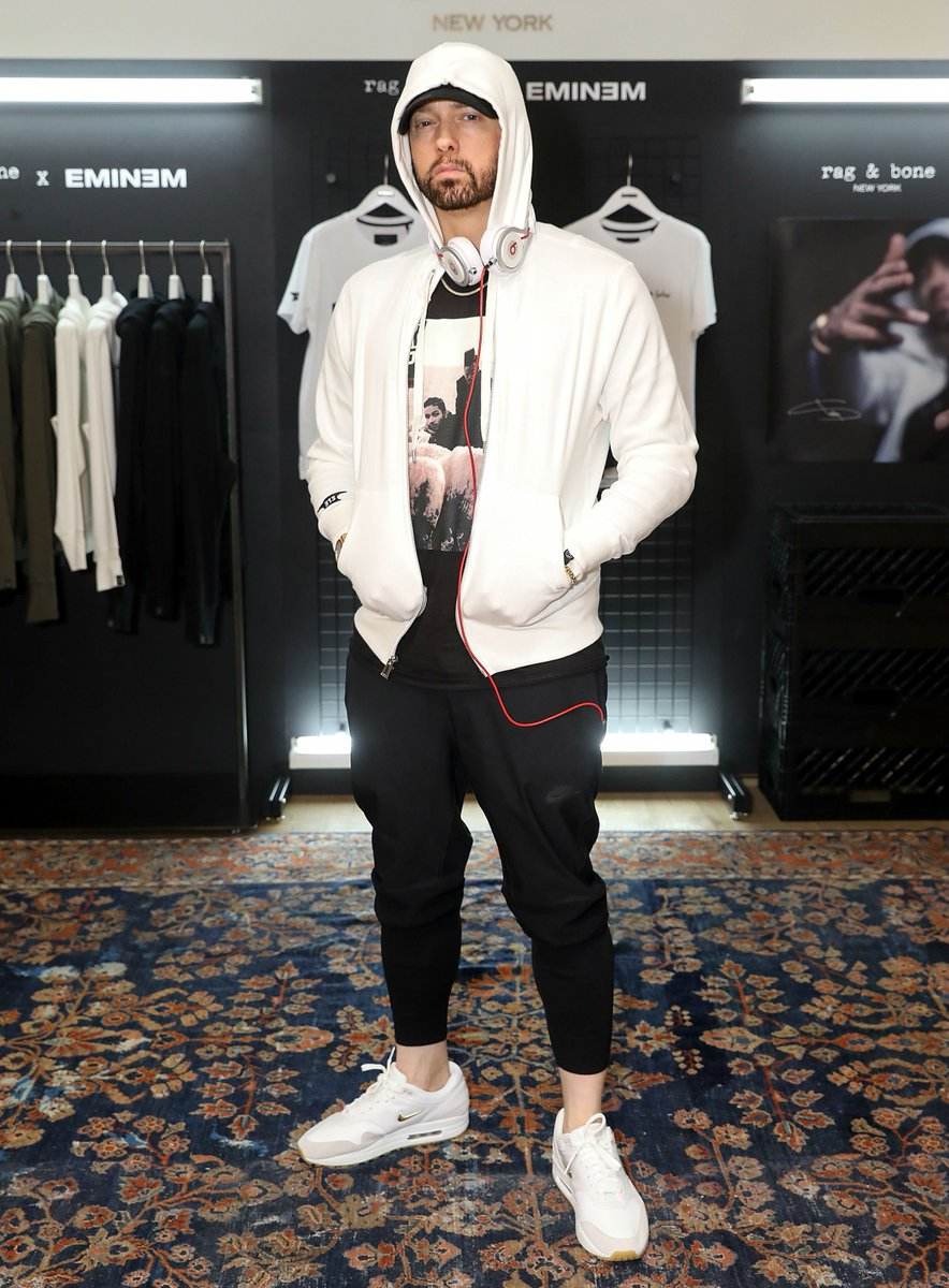 Nike Air Max 90 Eminem Charity Series (2006) - BMN868-M1-C1