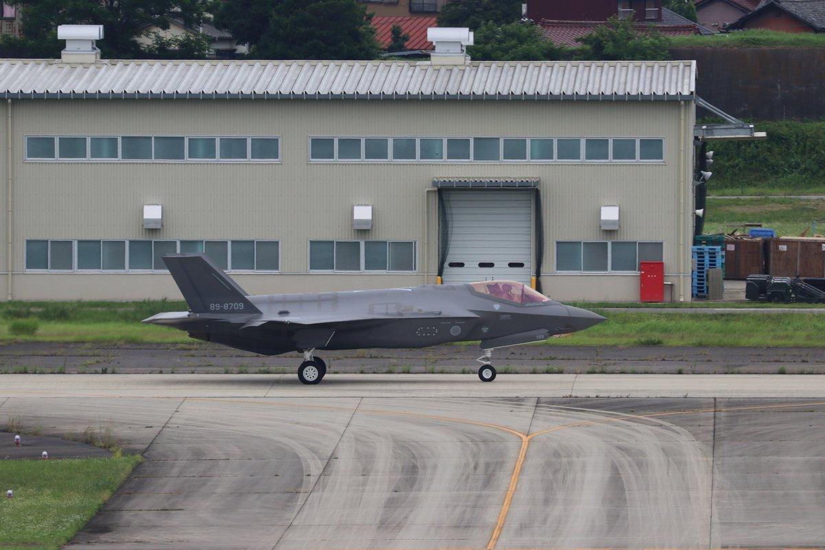 test ツイッターメディア - 昨日のF-35Aトリミングのみの撮って出し。あいち航空ミュージアムはちょっと上から撮れるのがいいね。 https://t.co/vzwkyoZEp3