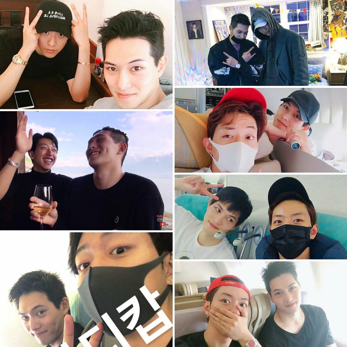 test ツイッターメディア - 本当に優しくて、いい人な ジョンシン✨が ジョンヒョンにだけ  苦情?! 文句?!って言うか ディスる?!の大好き💕  遠慮がないところに  すごく愛を感じる❤️  本物の家族、兄弟みたい😭  #LeeJongHyun #LeeJungShin  #이종현 #이정신  #CNBLUE https://t.co/6NkRsJP6vT