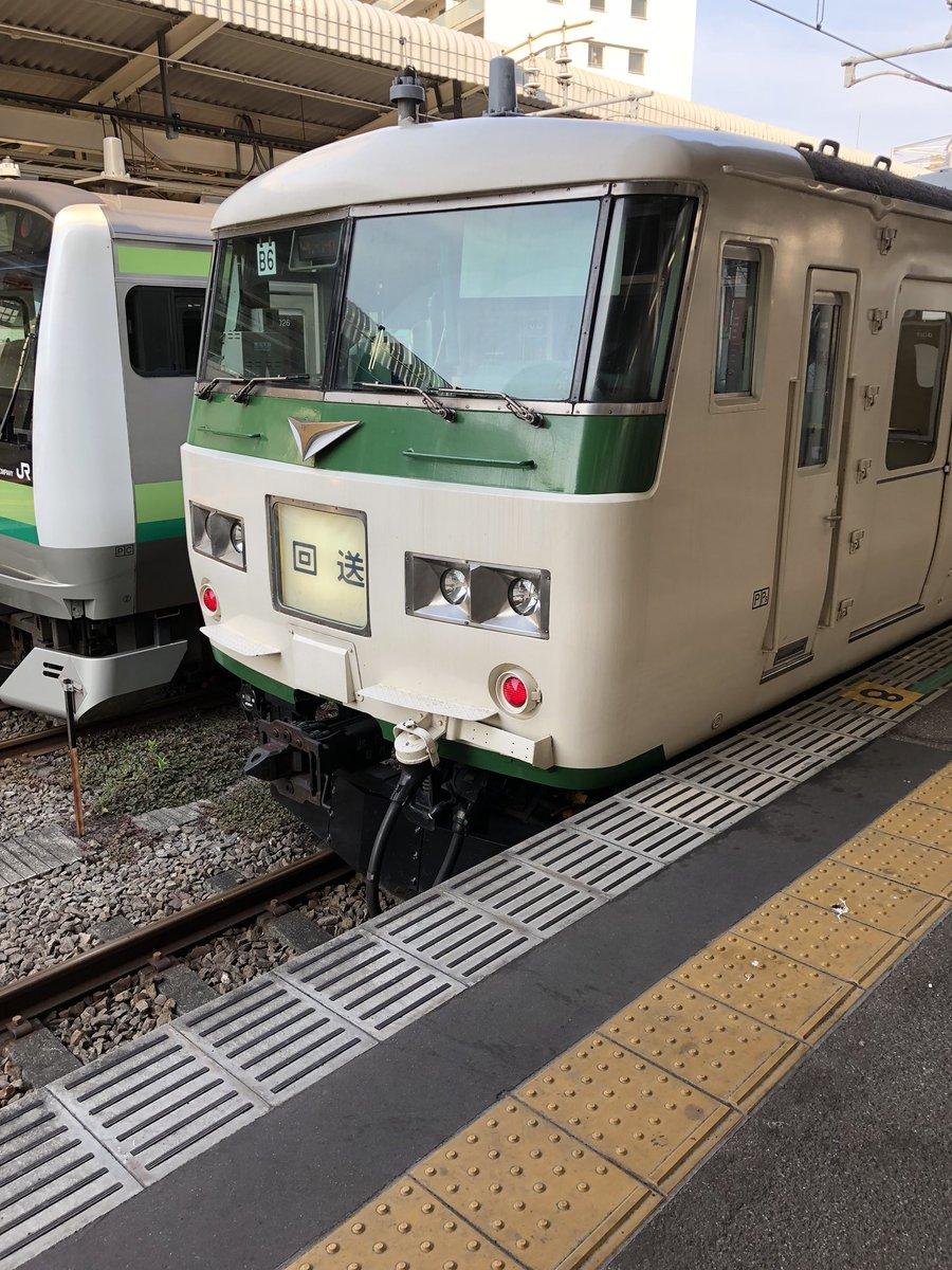 test ツイッターメディア - 見た事無い電車が止まってる 横浜線 https://t.co/bd7mADfYDO