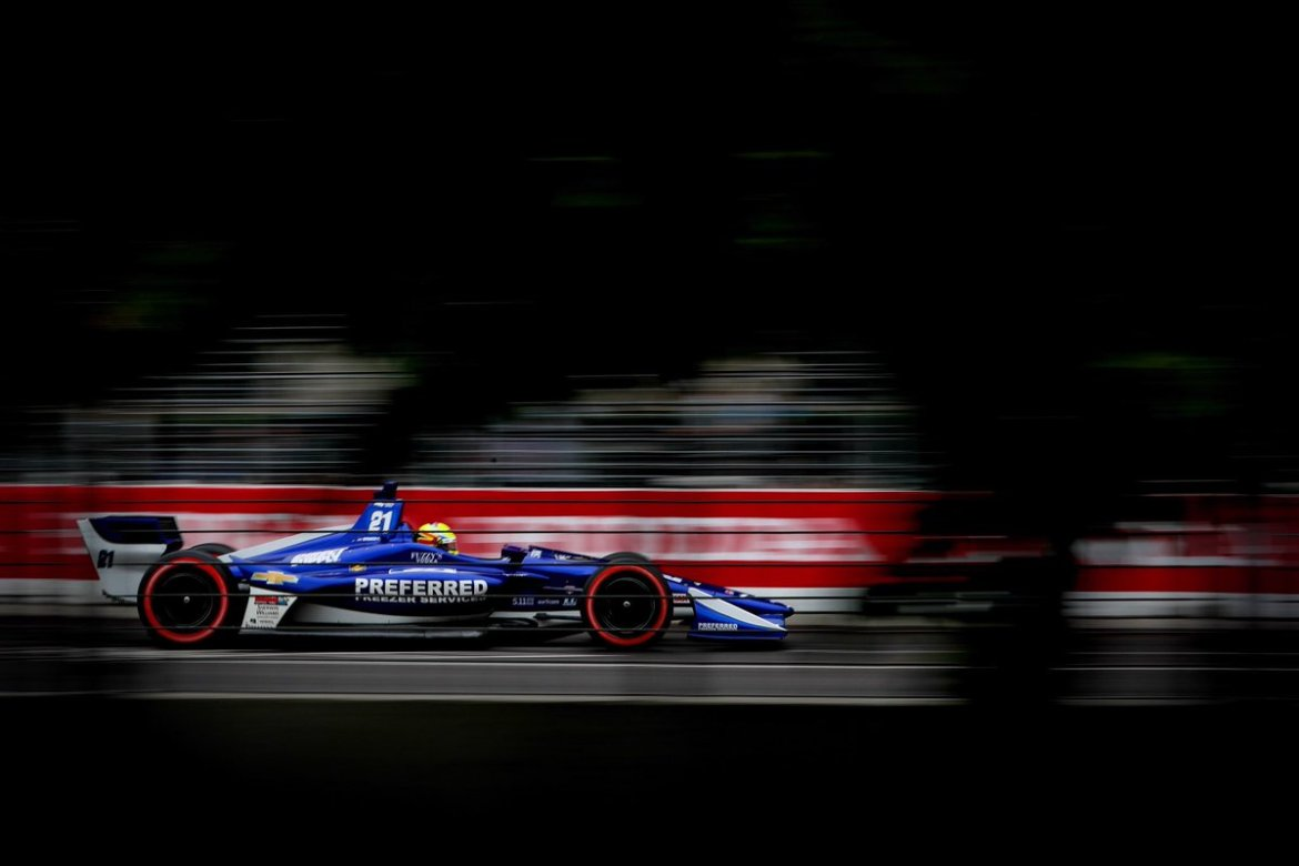 test Twitter Media - Threw away a solid top-10 today by hitting the wall late in the race. Disappointed but our pace this weekend was a big positive to take to Mid-Ohio. Thanks to everyone @ecrindy @PFS_Logistics we'll get it done next time. #indycar https://t.co/7IYyXFKsFi