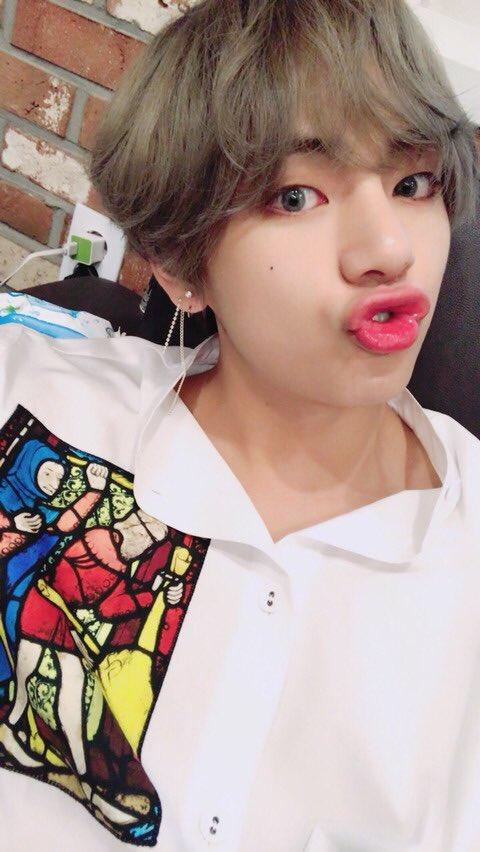 Jin Bts Cute Wallpaper Bts Fancafe On Twitter Quot Taehyung 16 07 2018 Hello Thanks
