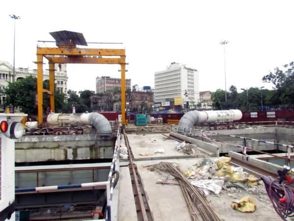 Kolkata Metro 4 Skyscrapercity - Year of Clean Water