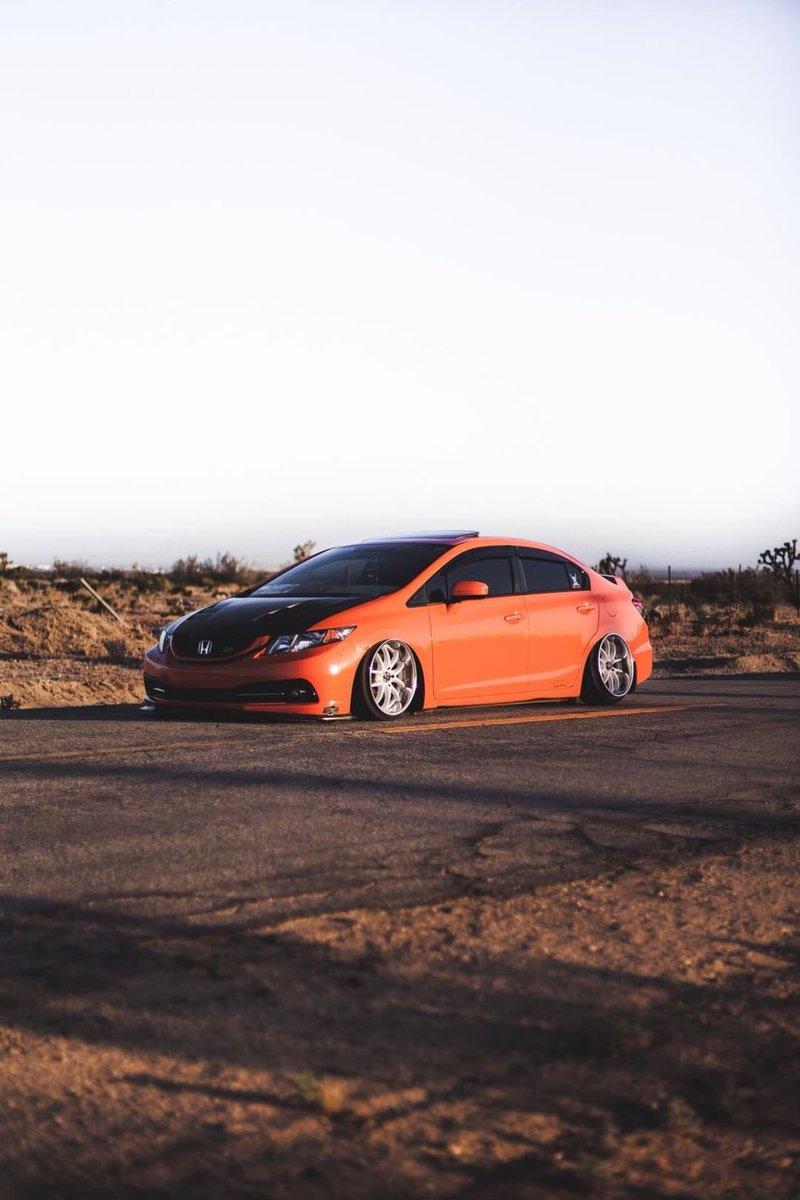 Orange Civic Si : orange, civic, Series, Parts, Twitter:,