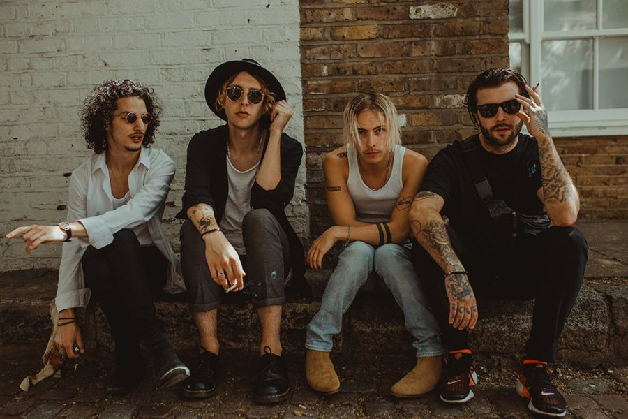 test Twitter Media - | @THEHUNNABAND will be on tour in Germany in November and December! Info & tickets: https://t.co/ipjDxFDhEO  #Munich #Berlin #Hamburg #Cologne https://t.co/nRvKmwQ8Ee