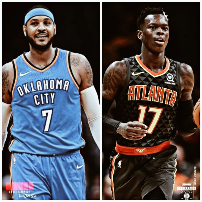 New episode of Hawks on the Hardwood up! I talk about the Schroeder trade. Listen on iTunes, google play by downloading podcast republic, anchor, etc. Or use this link here..https://t.co/NJnQaOVpYH