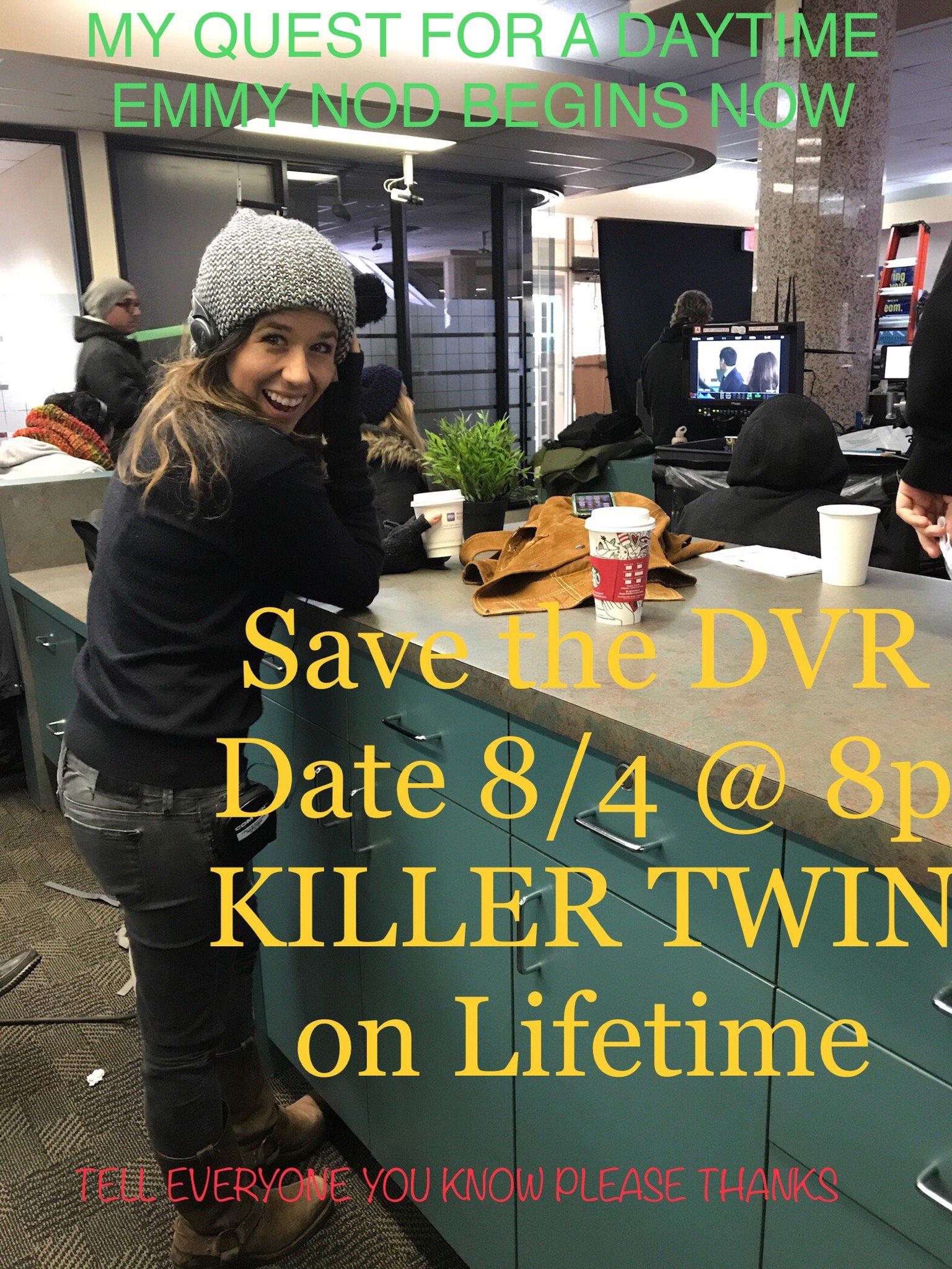Killer Twin Lifetime : killer, lifetime, Jenna, Brister, Twitter:, @lifetimetv, People, Formulaic, Thrillers, Brilliant, Actors, Please, Retweet!, Thank, 😎…, Https://t.co/igBz0TIBUy