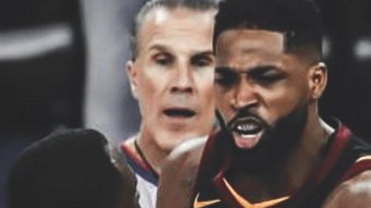 20 NSFWBDs React To Tristan Thompson Two Piecing Draymond Green Report
