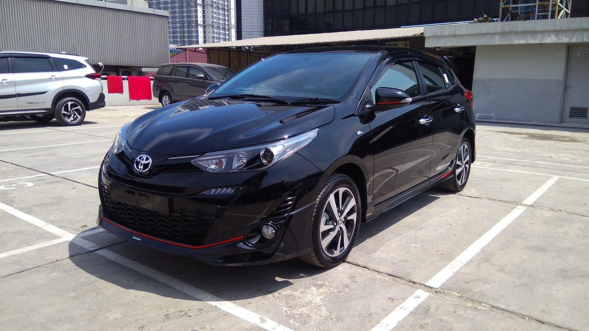 toyota yaris trd matic grand new avanza ceper harison adley on twitter jual 2018 mobil baru