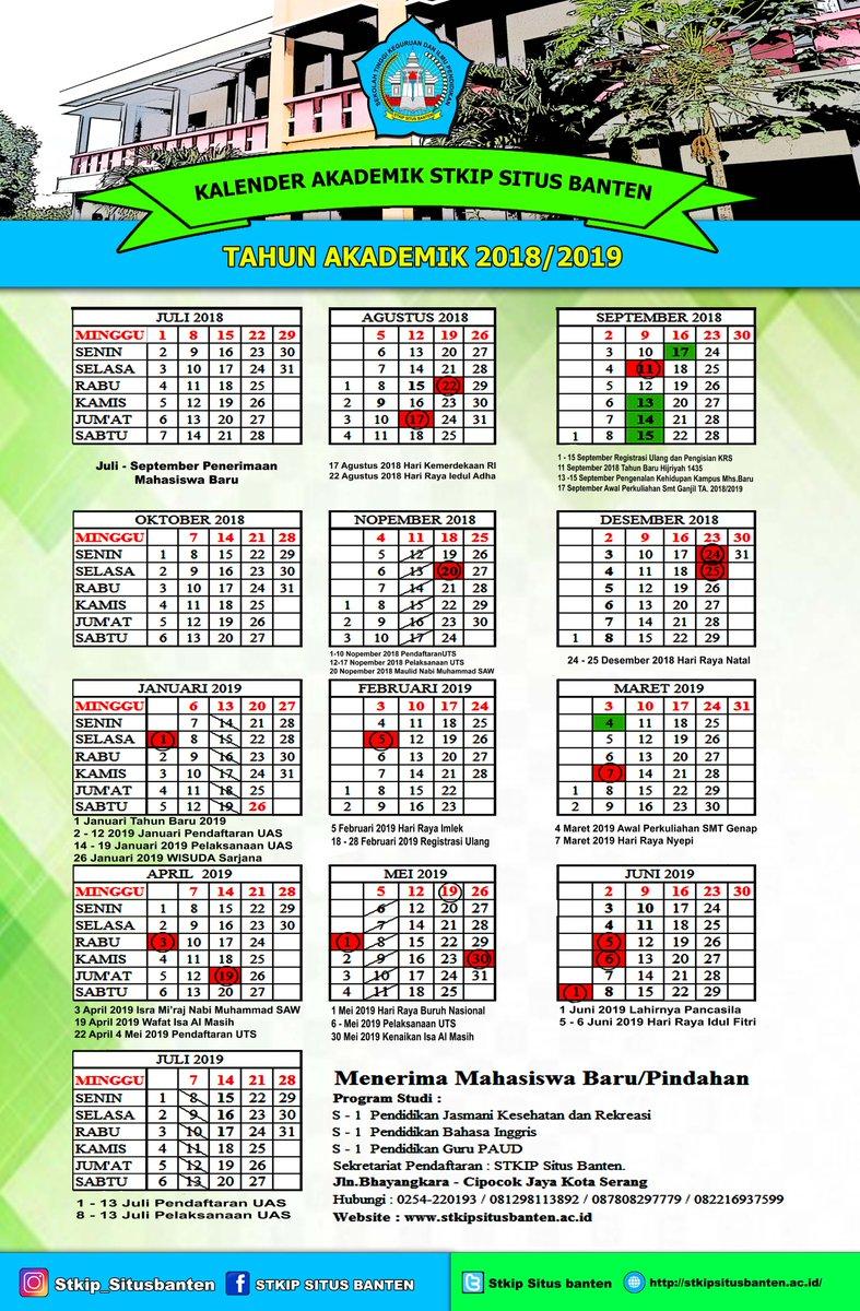 Kalender Agustus 2018 : kalender, agustus, Kampusnyaprajuara, Hashtag, Twitter