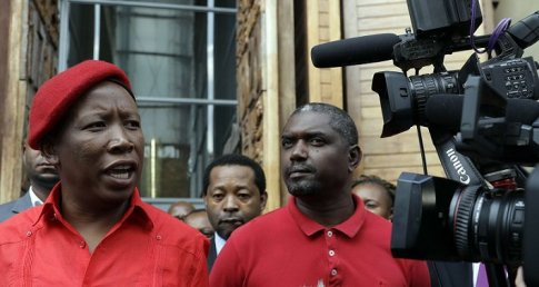 Image result for South Africa's Opposition EFF Introduces Bill to Nationalize Central Bank