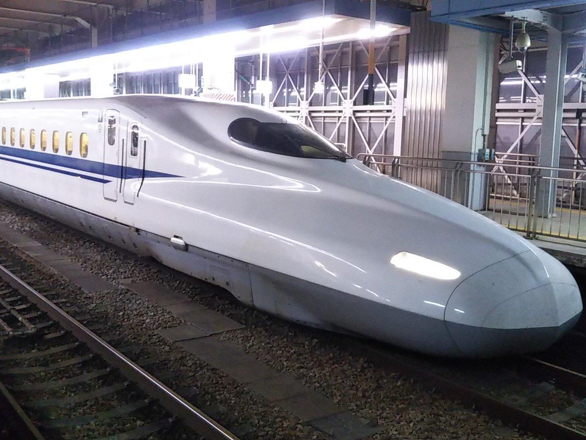 test ツイッターメディア - @Fh7mTzOvRucPe5N  8月13日山陽新幹線博多(駅)15番のりば(14番のりば側から) (7Aのぞみ7号→30Aのぞみ30号→)3119Aのぞみ119号→(回送列車)回送3119Aで運行時のN700系A(a)·K5編成 https://t.co/1nJUBFiDq2